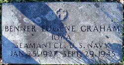 Benner Eugene Gene Graham