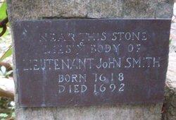 John Smith, Sr