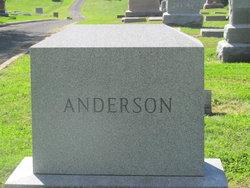 Nellie D. <i>Hamilton</i> Anderson