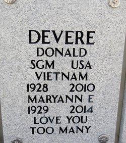Donald DeVere