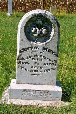 Gertrude May Gertie Brickley