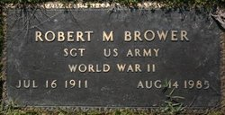 Robert M. Brower