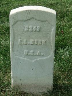 Elmer Leo Burk
