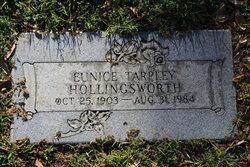 Eunice Mae <i>Tarpley</i> Hollingsworth