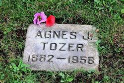Agnes Jane Aggie <i>Armstrong</i> Cavanaugh Tozer