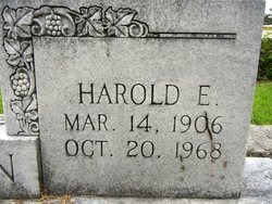 Harold Edward Allen