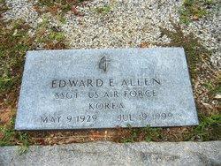 Edward Eugene Allen