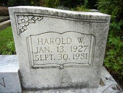 Harold William Allen