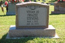 Vivian Jo Viv <i>Frazee</i> Stevens