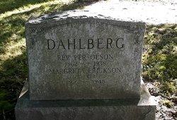 Per Olson Peter Dahlberg