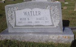 Ruth E. <i>Blake</i> Watler