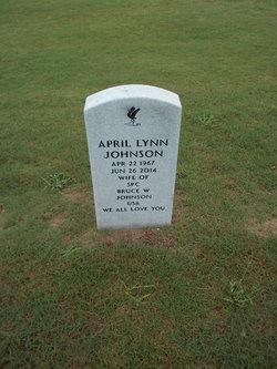 April Lynn <i>Dodds</i> Johnson