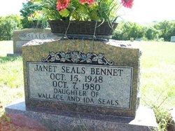 Janet Seals Bennett