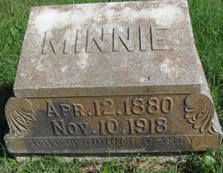Minnie <i>Massey</i> Casey