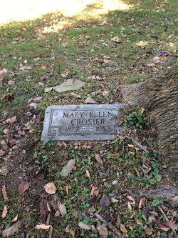 Mary Ellen Crosier