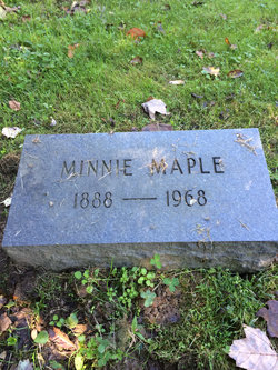 Minnie Maple