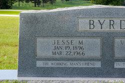 Jesse M Byrd