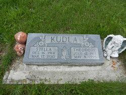 Stella Barbara Buchia <i>Augustyn</i> Kudla