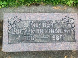 Lucy May <i>Cole</i> Helke Montgomery