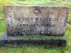 Arthur William Church