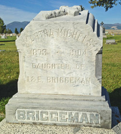 Martha <i>Michels</i> Briggeman