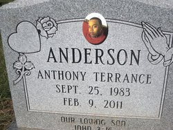 Anthony Terrance Anderson