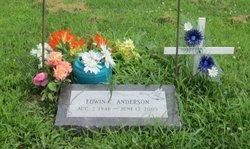 Edwin Charles Ed Anderson