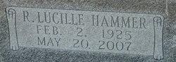 R. Lucille <i>Hammer</i> Seivley
