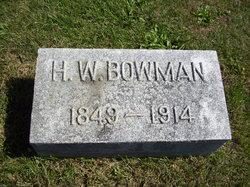 Hiram W. Bowman
