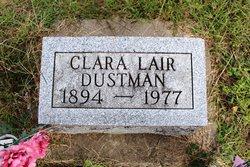 Clara <i>Lair</i> Dustman