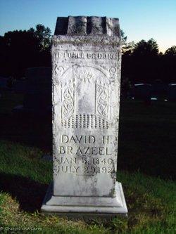 David Hendricks Brazeel