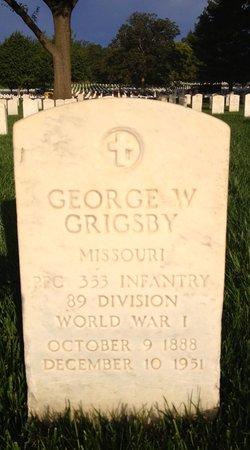 George William Grigsby