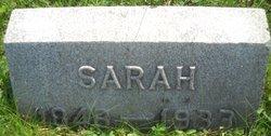 Sarah Sallie <i>Dickey</i> Ball