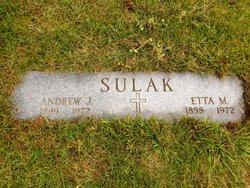 Andrew John Sulak