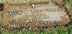 Malcolm Buck Owens