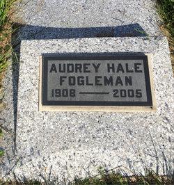 Audrey Elzora <i>Hale</i> Fogleman