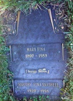 Mary <i>Talarczyk</i> Fina