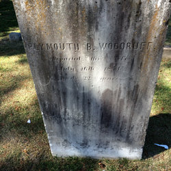Plymouth B. Woodruff