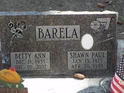 Betty Ann <i>Trujillo</i> Barela