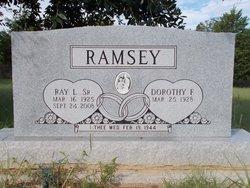 Ray Louis Ramsey, Sr