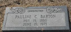 Pauline Lena <i>Coleman</i> Barton