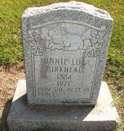 Minnie Lula Birkhead