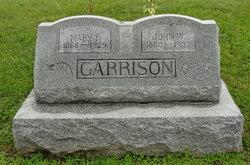 Mary Florence <i>Hillis</i> Garrison