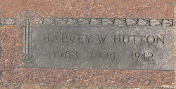 Harvey W Hutton