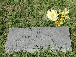 Ruby <i>Clay</i> Nelson