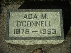 Ada M. <i>Hagen</i> O'Connell