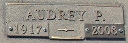 Audrey P <i>Murphee</i> Best