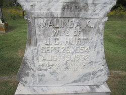 Malinda Jane <i>Koontz</i> Hurt
