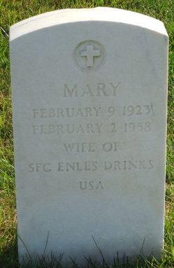 Mary Drinks