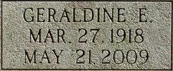 Geraldine <i>Ellenwood</i> Aungst